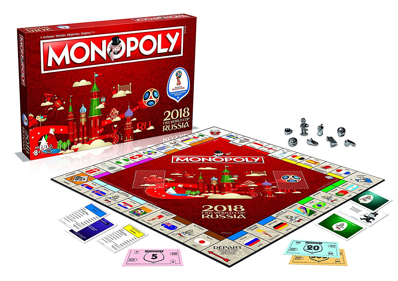 Brettspiele Monopoly