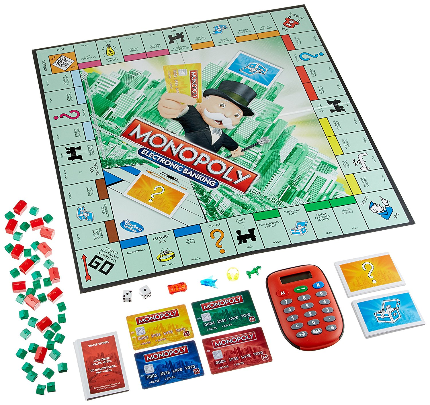 acheter monopoly edition electronic banking monopoly. Black Bedroom Furniture Sets. Home Design Ideas
