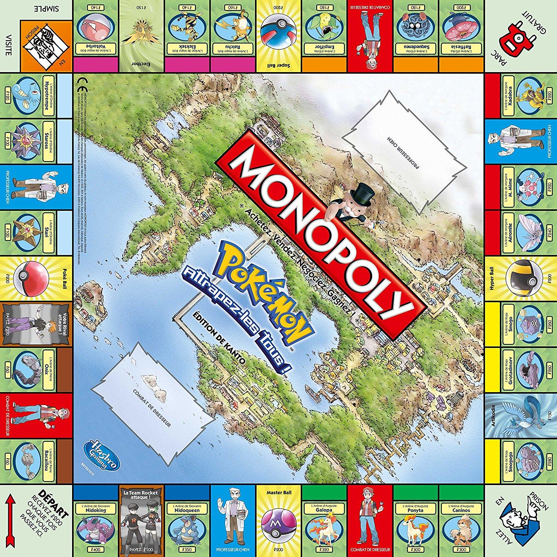 plateau monopoly pokemon