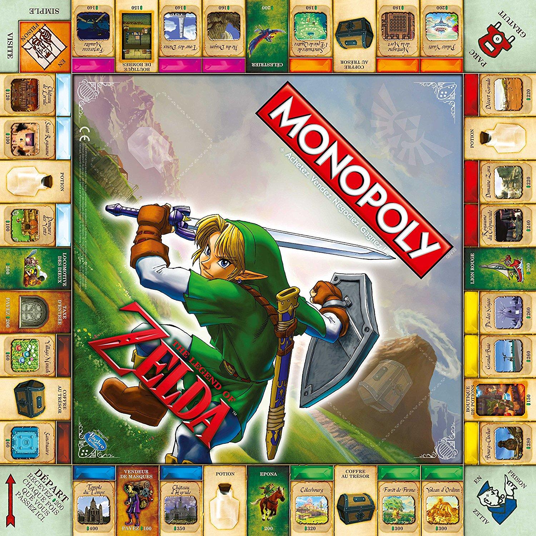 plateau monopoly zelda