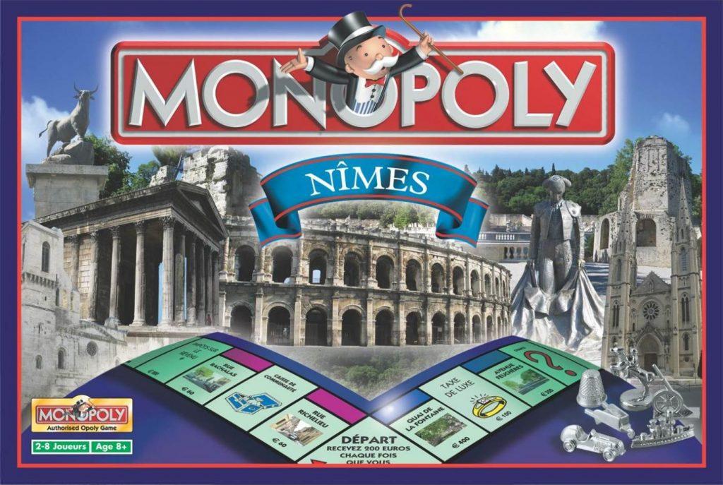 Acheter monopoly edition n mes monopoly - Jeux de crocodile sous la douche gratuit ...